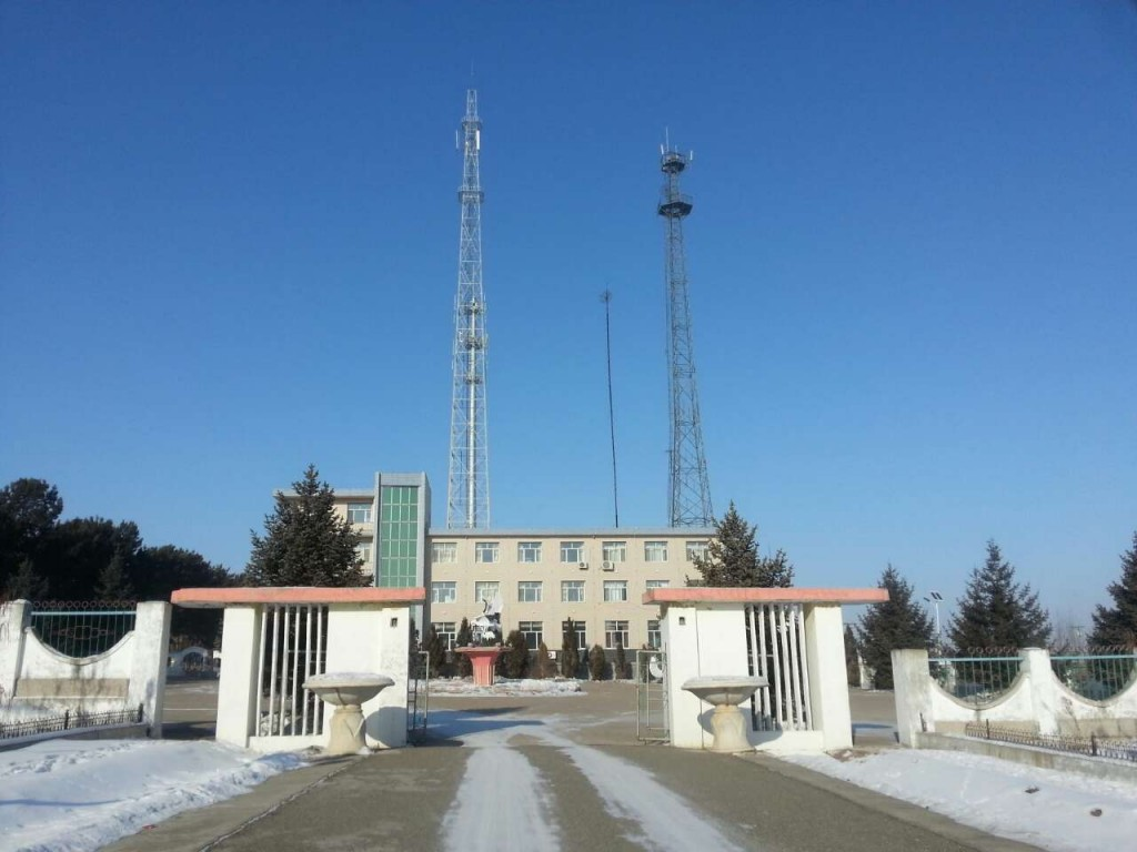 讷河监狱机关招待所。微信诈骗一事后,黑龙江调查组到讷河监狱调查。