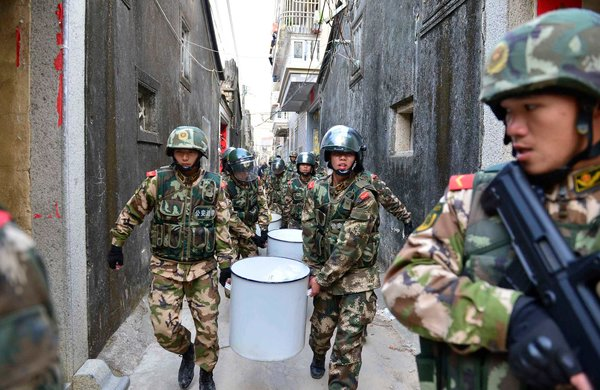 广东省缉毒行动。