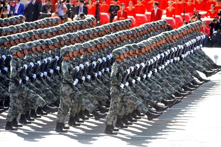 参考消息 | 北京发动85万人巡逻保阅兵 将深入每个街巷胡同