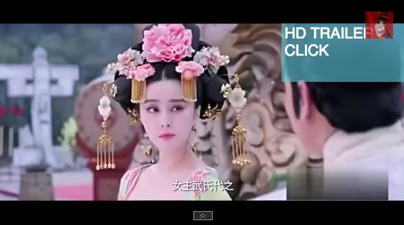 范冰冰在《武媚娘传奇》中饰演武则天。武则天是中国历史上惟一一位由本人直接统治国家的女皇帝。