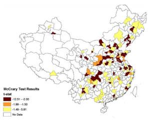 政见 | 空气污染数据造假 这些城市嫌疑最大