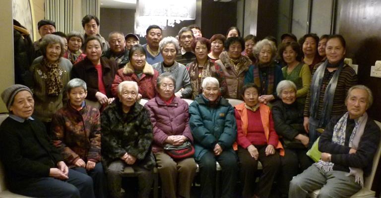 中国人权|当今社会究竟谁怕谁—天安门母亲新春餐聚纪实