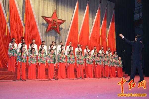 中红网|近千名革命后代新春团拜会 为党中央点赞
