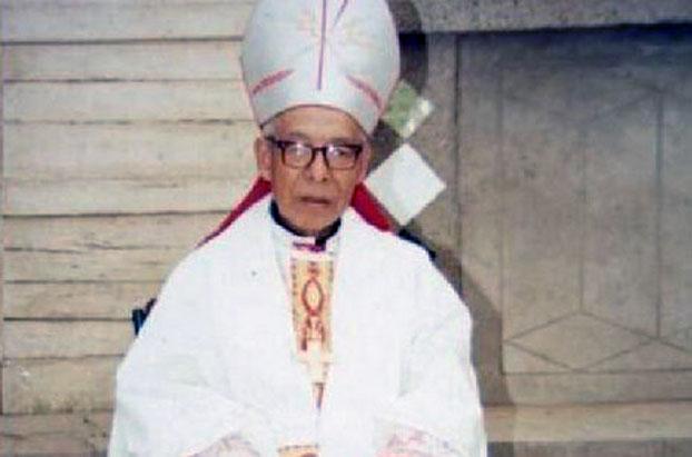 经历十四年秘密监禁,师恩祥主教在关押中逝世。(新浪博客)