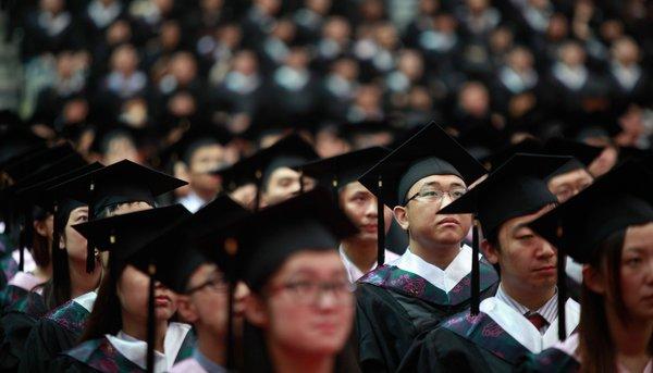 金融时报 | 龚刃韧:中国大学目睹之怪现状
