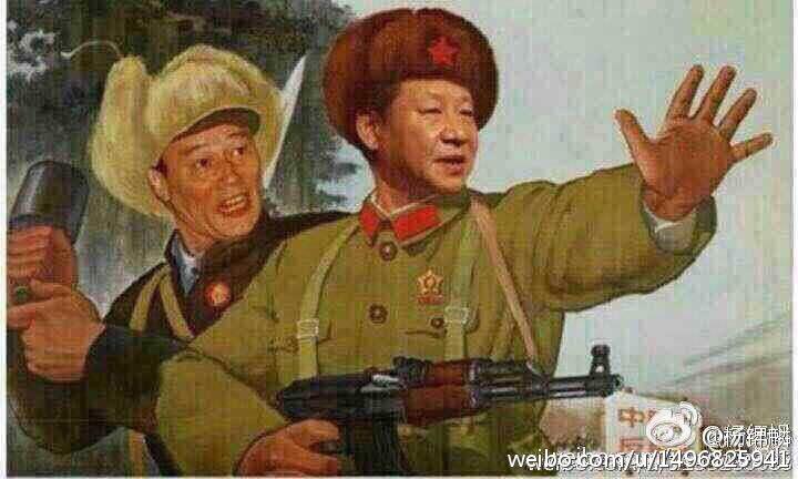 自由亚洲|胡少江:习近平的危险征途