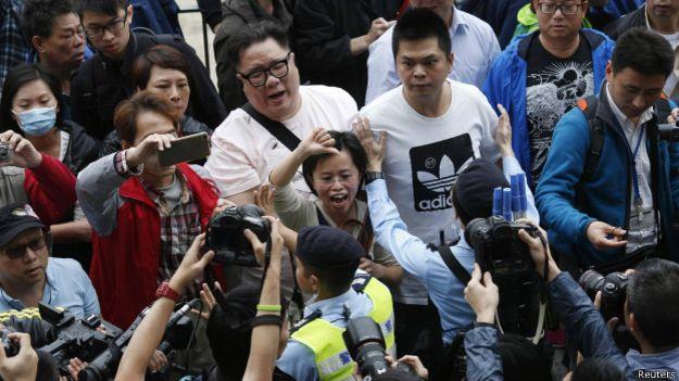 香港旅游发展局主席指激烈示威活动严重打击香港形象