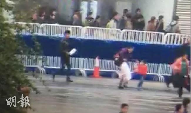 明报|广州砍杀细节曝光 媒体全面被禁