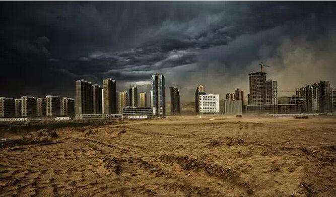 温克坚:楼市漫谈 中国楼市崩盘轨迹