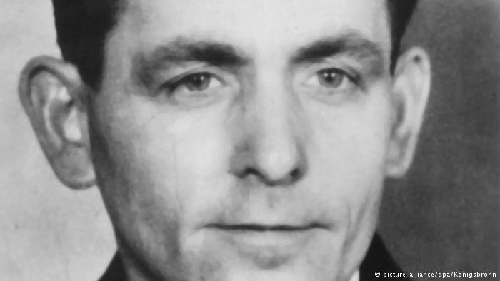 德国之声|格奥尔格·埃尔泽—试图暗杀希特勒的那个人