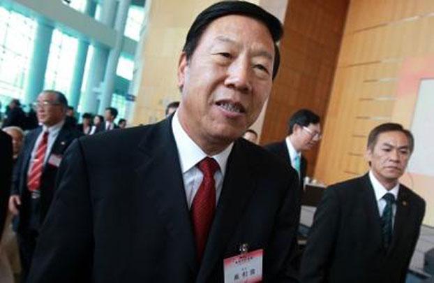 彭博新闻社:戴相龙正在接受中纪委的调查