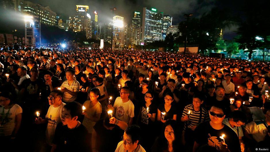 德国之声|香港人和北京渐行渐远
