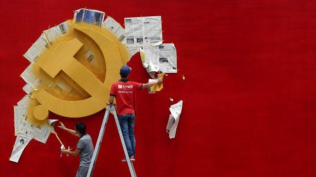 此前在6月19日,被视为乐网重要竞争对手的小米公司也成立了中共党委。