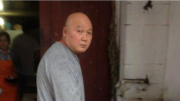 """""""当股市回温,我会再进场"""",刘长荣说。"""