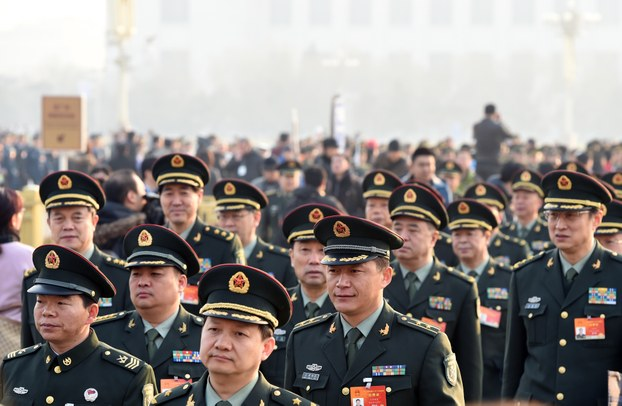 自由亚州|中国整肃军队财经问题 强调执行纪律