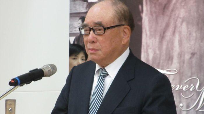 台湾前行政院长郝柏村