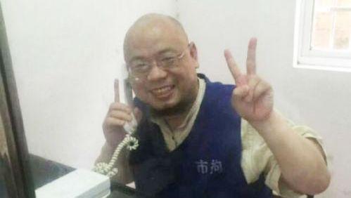 维权人士吴淦被以煽动颠覆国家政权等两罪正式逮捕