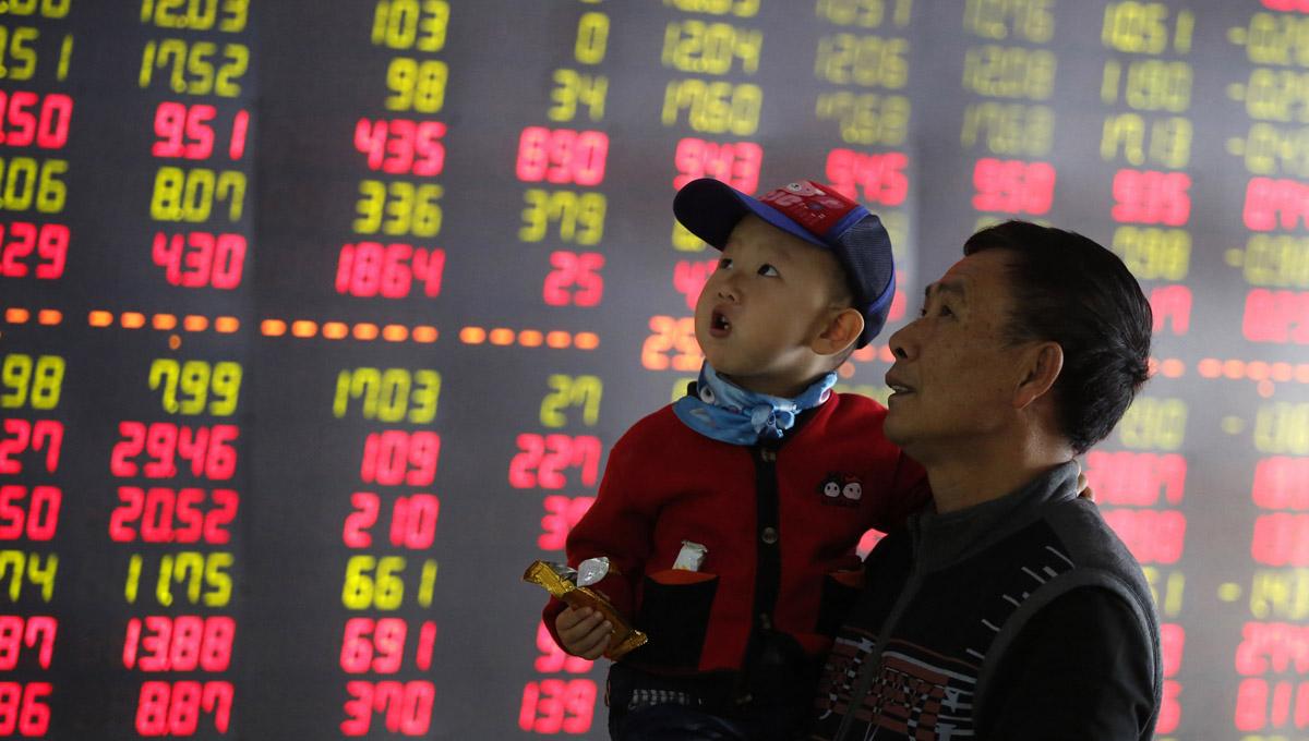 博谈网|股民超过党员 北京害怕系统性崩溃