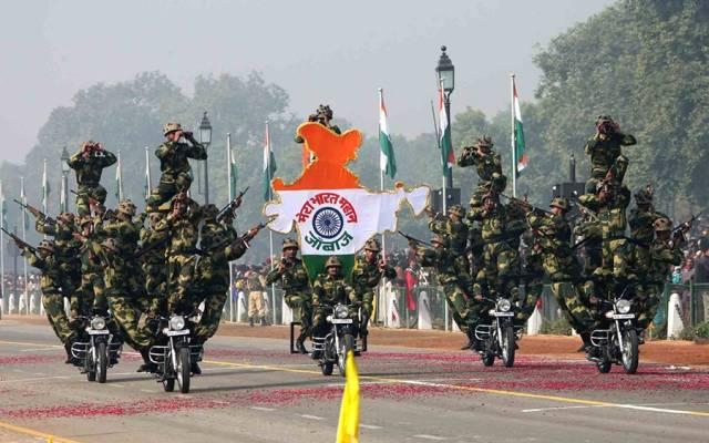 印度阅兵3