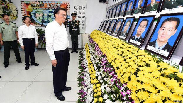 BBC|张伦:天津爆炸—一个时代的终结