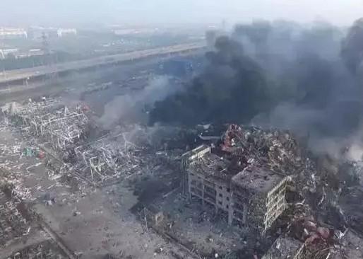 中国新闻网|媒体追问:天津爆炸的涉事企业到底什么来头?