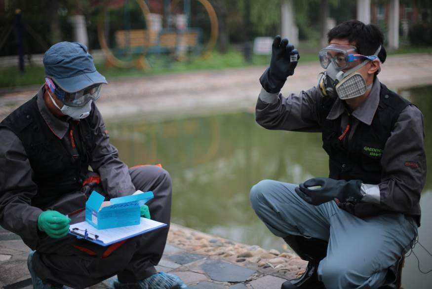 绿色和平:爆炸核心区周边居民区及海河被检出微量氰化物