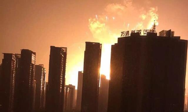 大象公会|中国消防员为什么容易牺牲