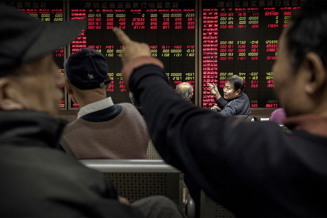 端传媒 | 中国股灾如何消灭掉50万中产
