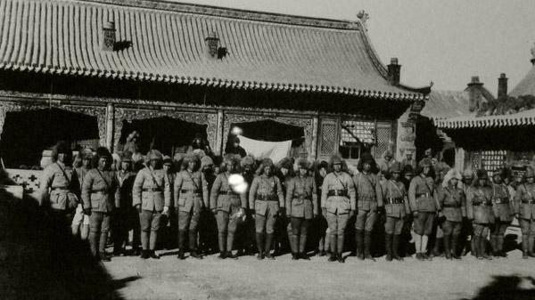 华夏文摘|一个傅作义老兵的故事和警示—纪念抗战胜利70周年