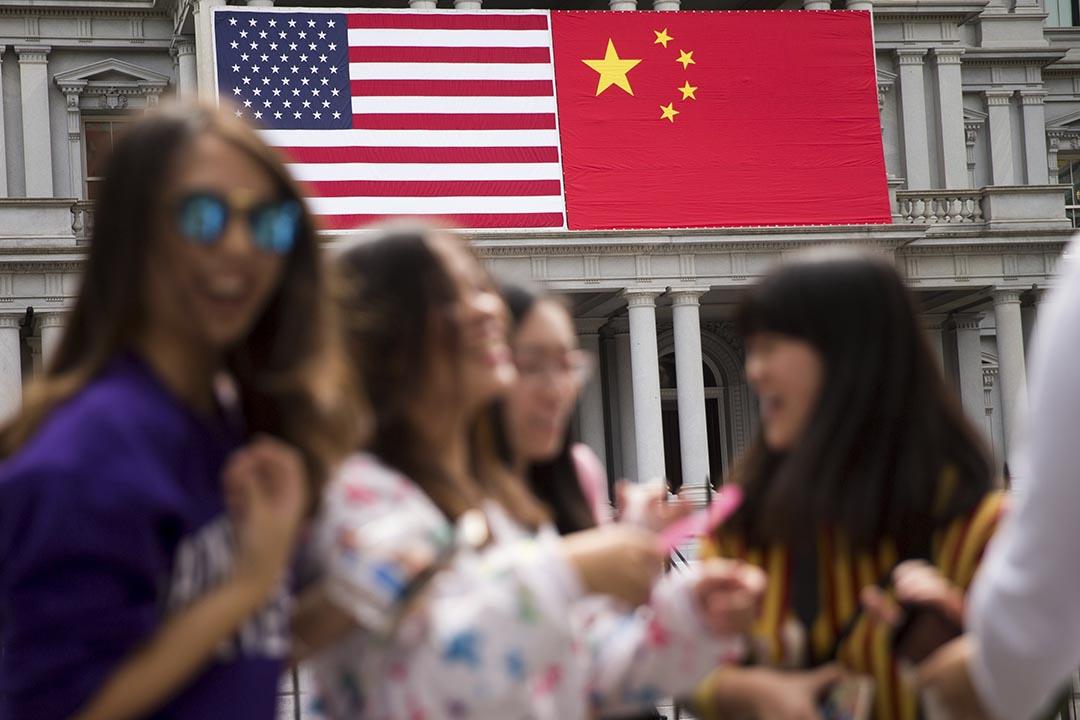 China Watching Xi's Trip