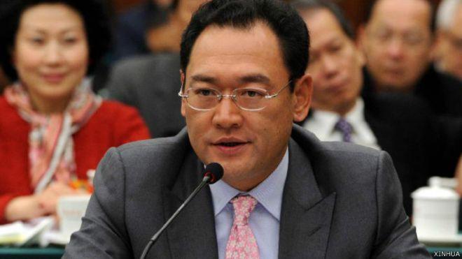 BBC|中纪委就华润原董事长宋林涉贪案立案审查