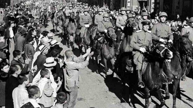 BBC|北京抗战阅兵与历史回顾 (直播阅兵视频)