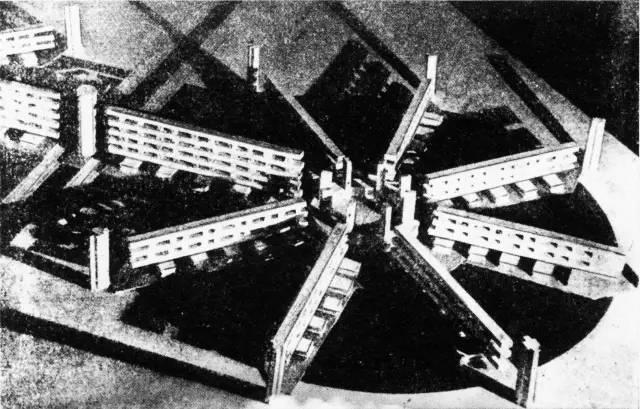 20年代苏联建筑设计