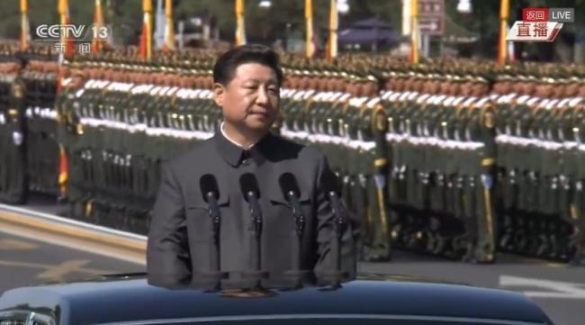 自由亚洲|余英时:评北京大阅兵