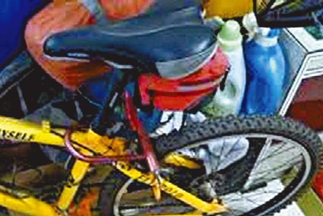 山地单车照