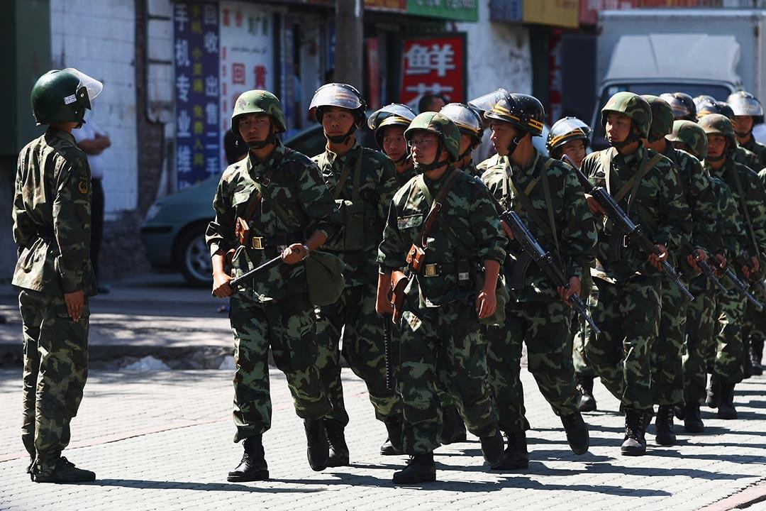 Riots Continue In China's Ethnic Region Of Urumqi