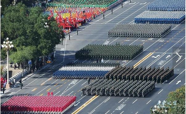 纽约时报 | 习近平阅兵式庆典宣布裁军30万