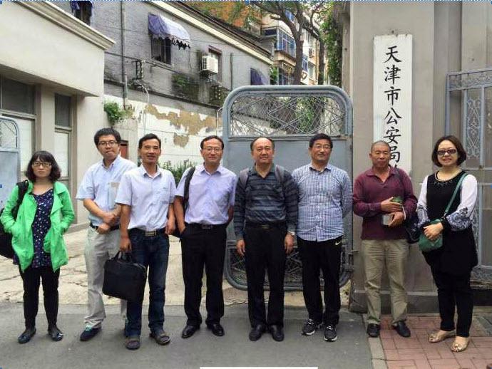 自由亚洲|北京律师案多位辩护人天津欲见当事人不果