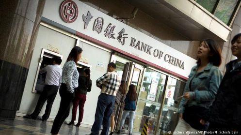 法广   IMF:中国面临前所未有的经济挑战