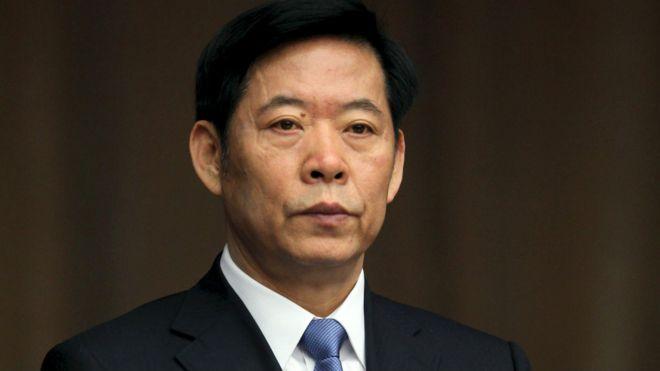 中纪委公布的消息中没有提及杨栋梁被处分是否与天津港爆炸事件有关