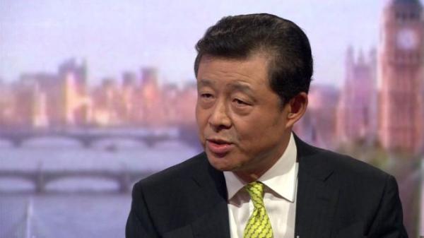观察者 | 刘大使反问英国记者:你们有钱吗?你们有技术吗?