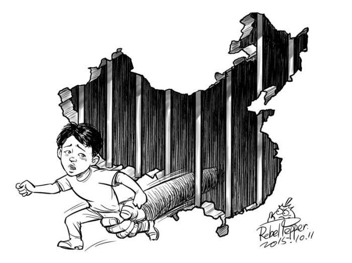 博谈网 | 中国人权恶梦 那些受波及的律师之子
