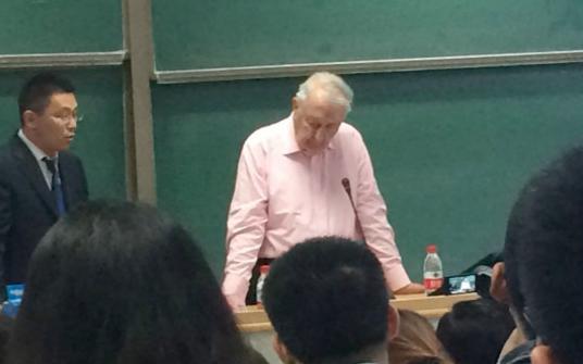 凤凰网 | 麦克法夸尔:我为什么研究文革