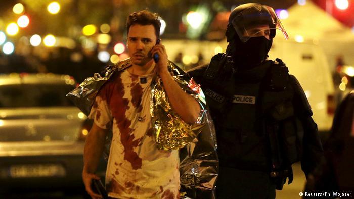 德国之声|巴黎袭击案 一恐怖分子持有叙利亚护照