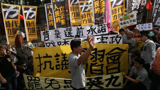 主要反对党民进党发言人郑运鹏发表5点声明表示,两岸议题攸关国家利益,应超越政党考量,不应选举操作。