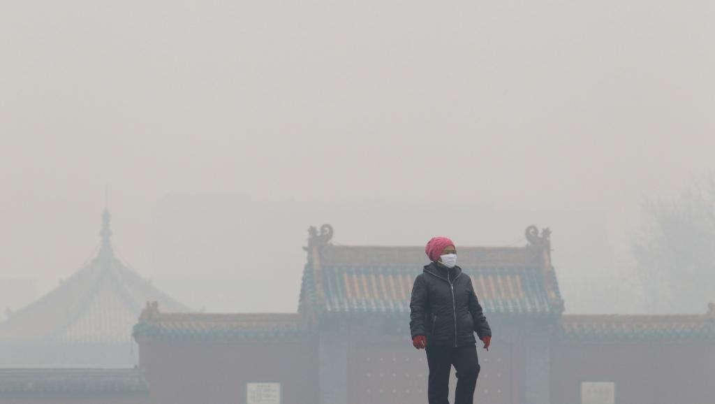 法广 | 严重雾霾已成中国东北冬季新常态?
