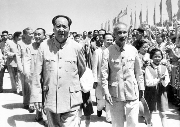 共识网 | 从友好走向战争:中国与越南苏联关系破裂始末