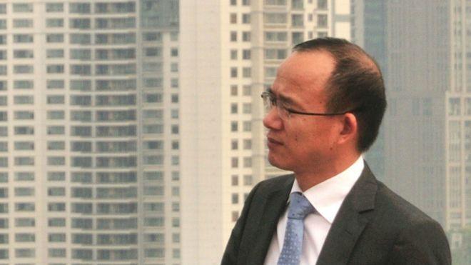 1967年出生于浙江省东阳市的郭广昌是集团的创办人之一。