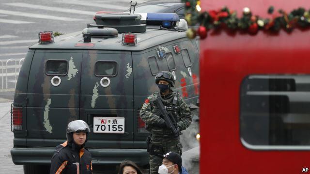 美国之音|中国反恐法为何西方不买账?