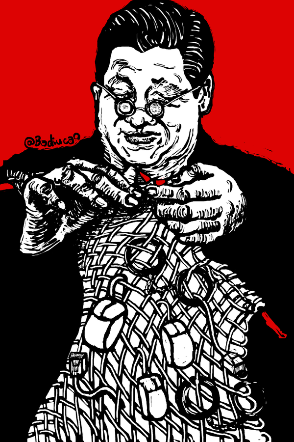 东网|章文:你的主权 我的噩梦